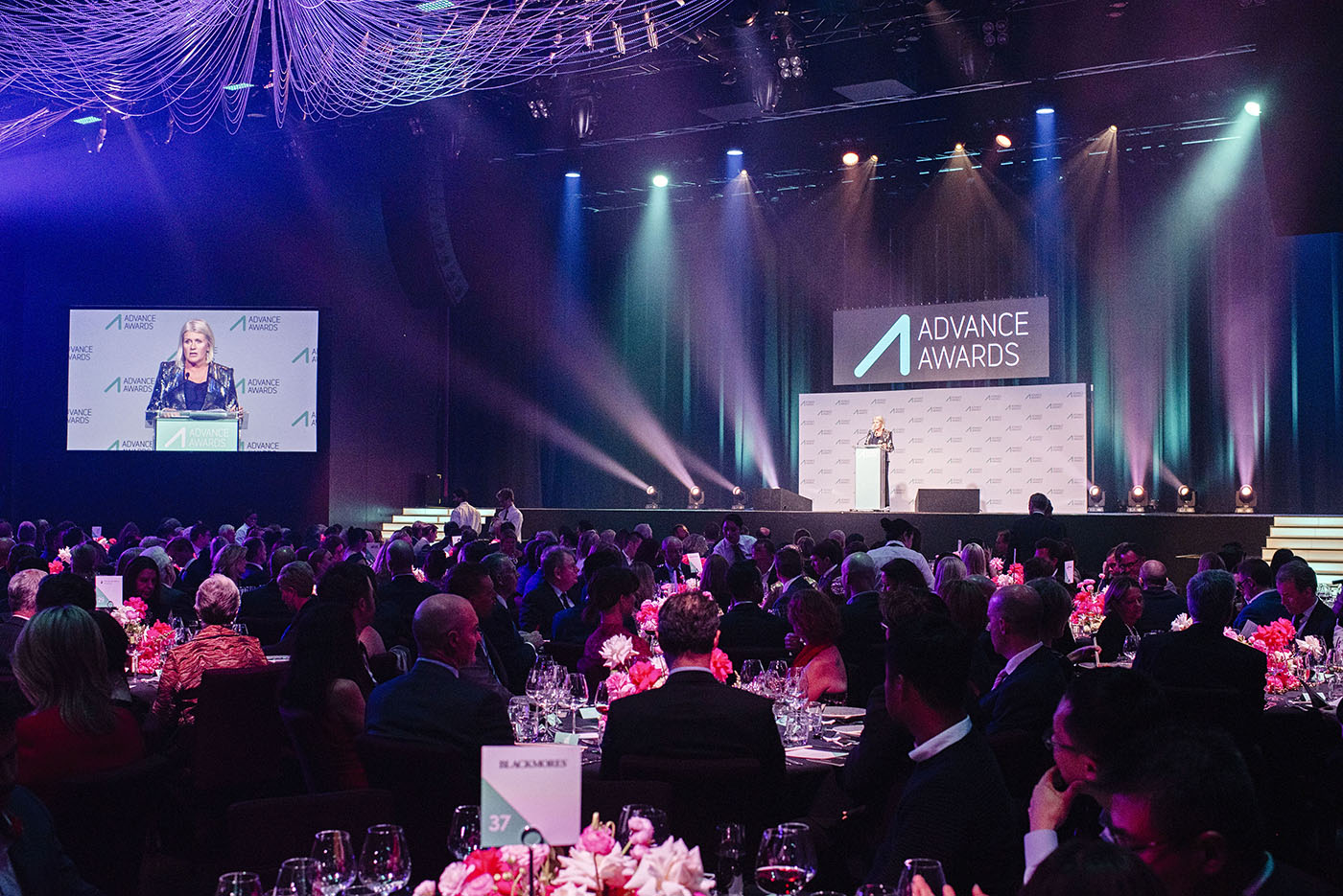 Highlights from the 2019 Advance Awards Ceremony and Gala Dinner